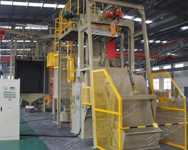 上海履带式抛丸机厂