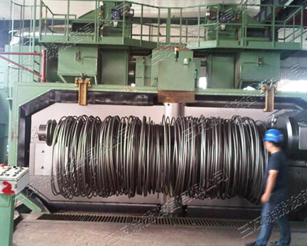 上海线材通过式抛丸机