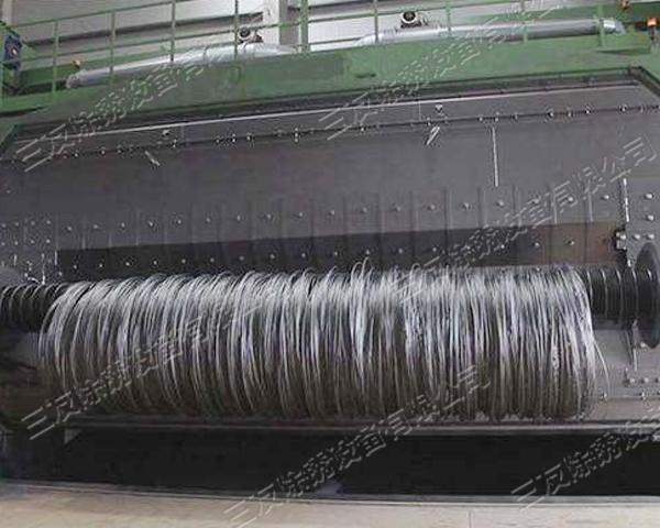 上海钢筋线材抛丸机