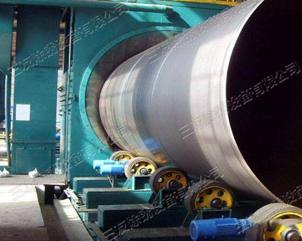 上海钢管抛丸机厂家