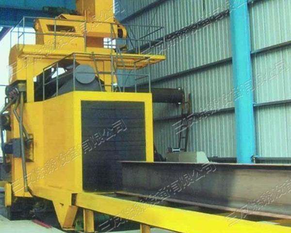 上海钢结构抛丸清理机厂